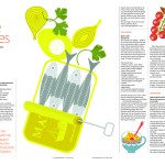fish food illustration by Gillian Blease Financial Times