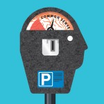 parking illustration, parking fines, parking wardens
